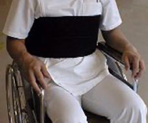 輪椅固定帶